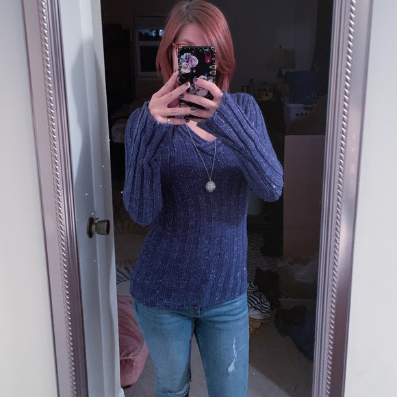 Dots Sweaters - Sparkly Sweater